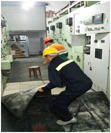 重庆能耗在线监测系统(二期工程)施工正如火如荼进行